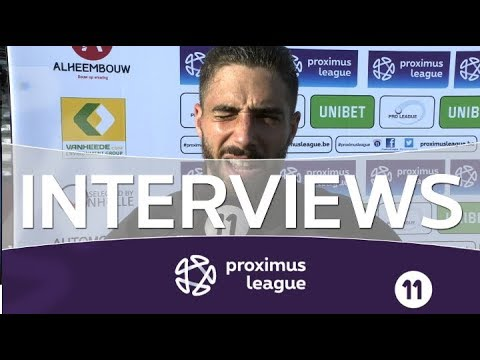 Interviews / Roeselare - Cercle / Roeselare 17/09/2017