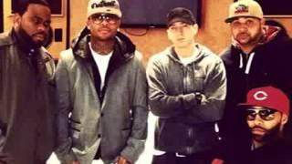 Slaughterhouse Ft. Eminem Hammer Dance. NEW 2012. 3gp