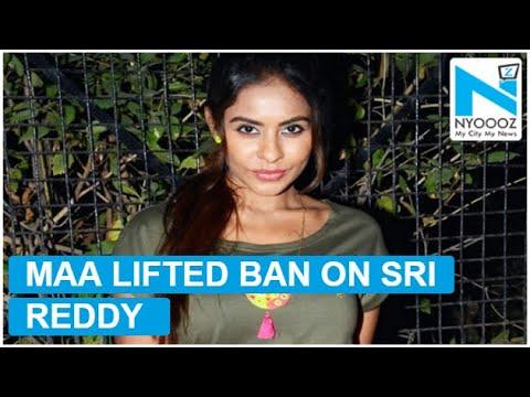 Xxx Mp4 Movie Artists Association Lifts Ban On Sri Reddy 3gp Sex