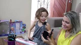 Valentina Quebra maquiagem  da mamãe - Continue a História 01