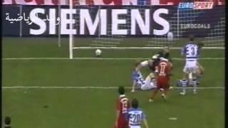 ملخص أهداف الجولة 10 الدوري الألماني 2005/2006 م