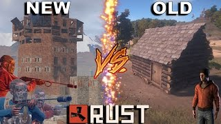 RUST: New vs Old - The Community