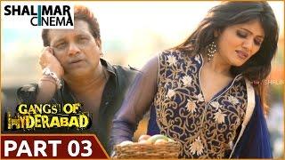 Gangs Of Hyderabad Movie Part 03/11 || Gullu Dada, Ismail Bhai, Farukh Khan, Kavya Reddy