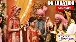 Mohan Bhatnager Weds Megha Vyas in Na Bole Tum Na Maine Kuch Kaha