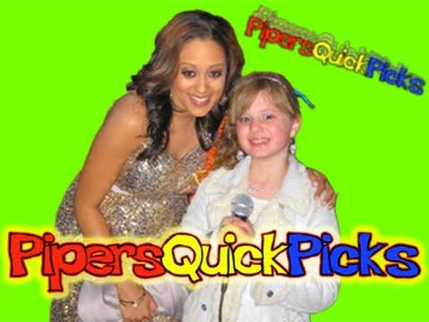 TIA MOWRY from Twitches Not-So-TMZ INTERVIEW with Princes of the Press PIPER REESE!