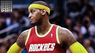 Carmelo Anthony: Good Fit with Houston Rockets?