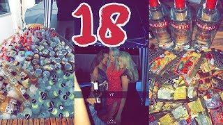 MIN 18-ÅRS FEST!!!! (obs alkohol kan förekomma xd)