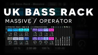 UK Bass Rack | Massive & Operator [Free Download]