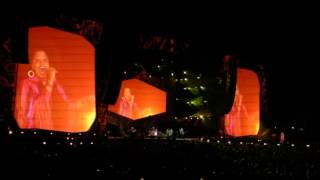 Rolling Stones Live Roma 2014 - Gimme Shelter