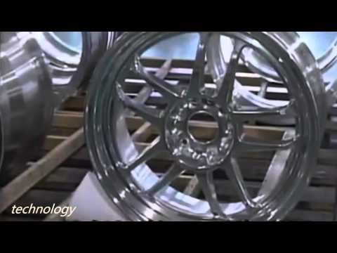 Engineering technology from Japan CNC Machine Wheel Machines