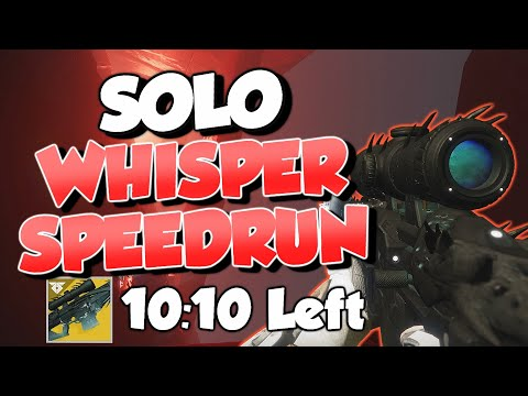 Xxx Mp4 Solo Black Spindle Speedrun In 950 World Record Whisper Of The Worm Destiny 2 3gp Sex