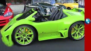 10 سيارات صغيرة مذهلة بمحركات سريعة  عليك أن تراها