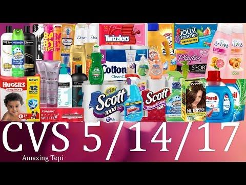 CVS 5/14/17 - 5/20/17