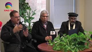 Ajmal Baba program usman law office @TAG TV Multicultural Roundup