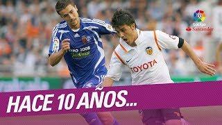 Hace 10 años... Los mejores goles de LaLiga 2007/2008