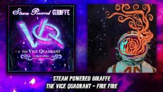 Steam Powered Giraffe - Fire Fire (Audio)
