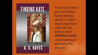 FINDING KATE by A. G. Hayes [Video Book Preview]