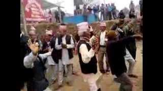 hajur ba dancing