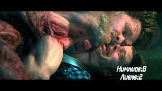 Todas las muertes de The Thing (2011) (Kill Count)