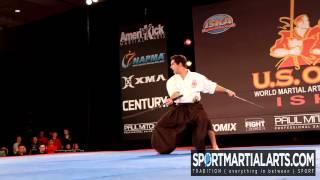 Shahin Jahan-vash - 2013 US Open ISKA Night of Champions - Men's Weapons