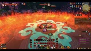 Age of Wushu - Qingyao Palace Annex 6th inner daily quest