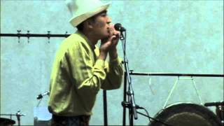 """Kyrgyzstan musicians release """"Jaw"""" - jaw harp music"""