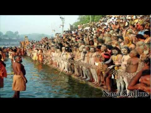 Largest Gathering of People on Earth Maha Kumbh Mela Allahabad INDIA 2013