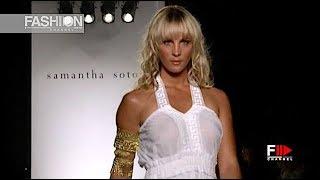SAMANTHA SOTOS Spring Summer 2011 Athens - Fashion Channel