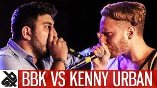BBK vs KENNY URBAN | WBC 7ToSmoke Battle | Battle 7