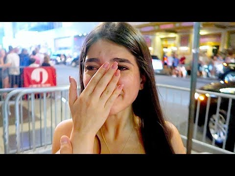 I ve never seen her Cry Like this