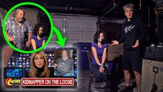 WE FOUND THE KIDNAPPER!! **wtf**