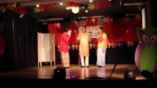 Natok Lal puli part 4: pohela boishak, 1422, BYPS