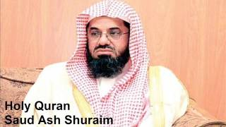 The Complete Holy Quran by Sheikh Saud Ash Shuraim 2/2