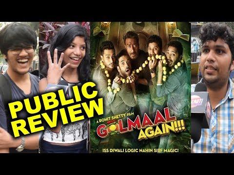 Xxx Mp4 Public Review Of Golmaal Again Ajay Devgn Arshad Warsi Parineeti Chopra Tusshar Kapoor Tabu 3gp Sex