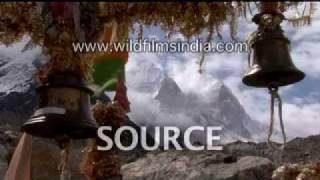 Incredible India Ganga film