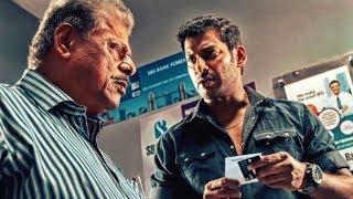 The Return Of Abhimanyu (Bank Fraud Scene) | South Hindi Dubbed Best Movie Scene