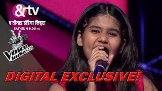 Anvita, Deblina, Manashi Performs On Disco Dancer | The Battles - Sneak Peek | The Voice India Kids