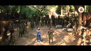 Sahasa Baludu Vichitra Kothi Movie - Vijaya Shanthi, Master Anvesh, Sivaji Raja Climax Scene