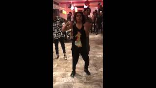 رقص دق  فاجر معتصم فوكس  علي مهرجان مولد سيدي العريان.ذ