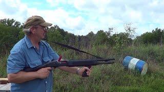 Remington 1100 Defensive 12ga Shotgun