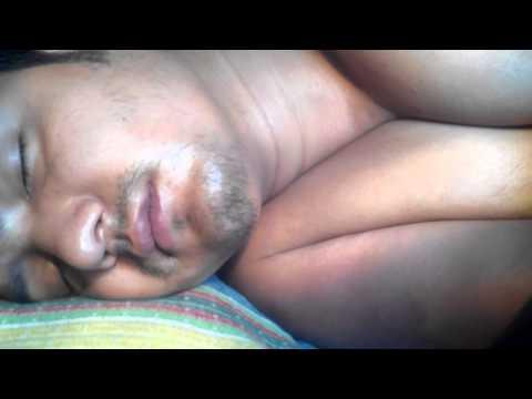 Sleep sex scene