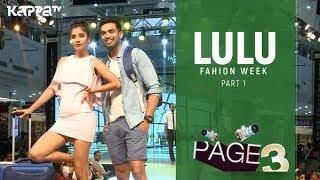 Lulu Fashion Week(Part 1) - Page 3 - Kappa TV