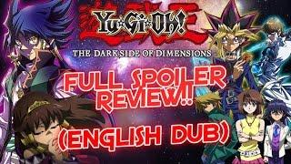 Yu-Gi-Oh Dark Side of Dimensions: Full Spoiler REVIEW!