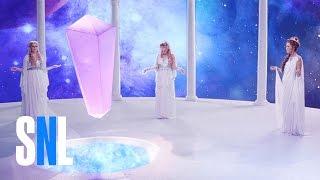 Cut for Time: Goddesses of Creation (Kristen Wiig) - SNL
