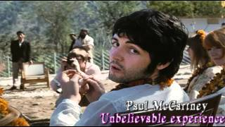 Paul McCartney    Unbelievable Experience