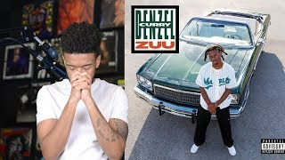 Denzel Curry - SPEEDBOAT REACTION/REVIEW