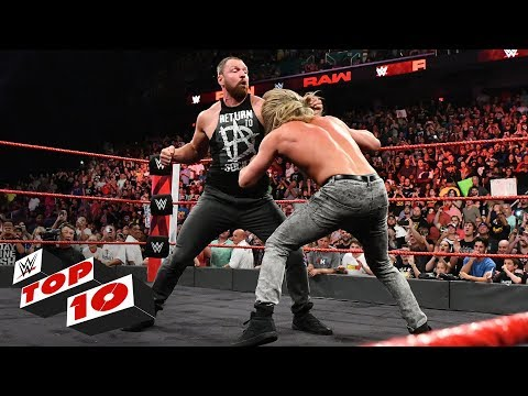 Xxx Mp4 Top 10 Raw Moments WWE Top 10 August 13 2018 3gp Sex