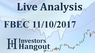 FBEC Stock Live Analysis 11-10-2017