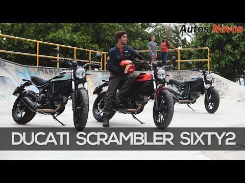 Ducati Scrambler Sixty 2 2016