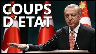 Turquie, un coup d'Etat peut en cacher un autre...